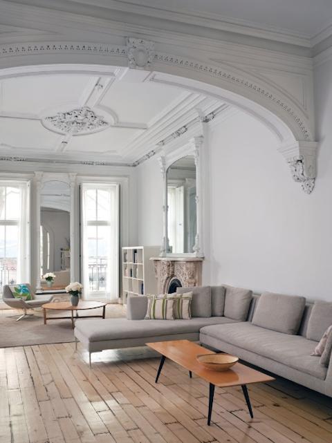 New York Brownstone,The Home Scene, Favourite Interiors of 2015, Interior Design
