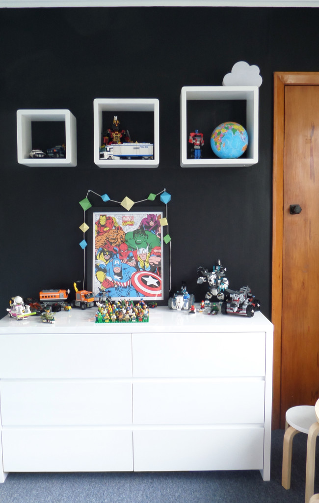 Kids Interiors, Jimmy's Room, Boys Room