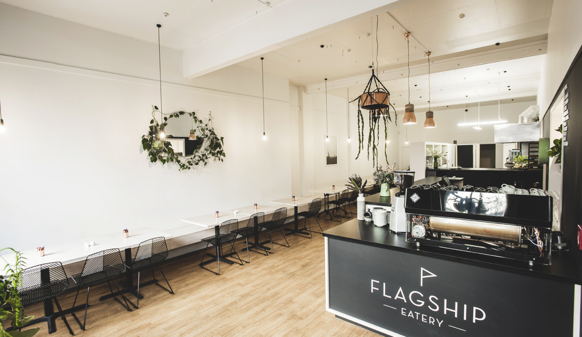 Flagship Eatery, Gisborne, Rhythm & Vines, Shop Profile, The Home Scene