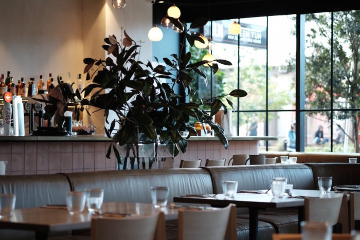 Kindred, Kindred on Wynard Quarter, Miss Clawdy, Auckland, Auckland Restaurant, Dining, Interiors, Interior design, design, NZ Design, Interior inspo, styling, architecture, The Home Scene, Design blog