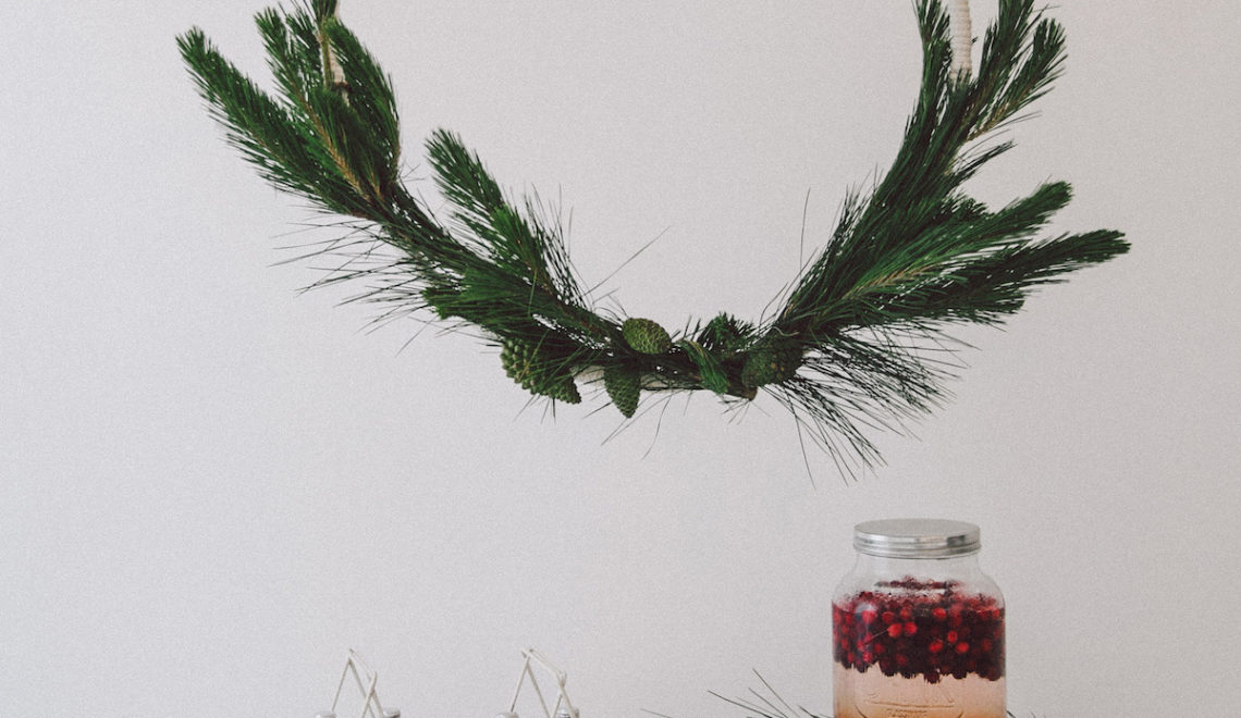 Christmas Wreaths with Twig and Arrow