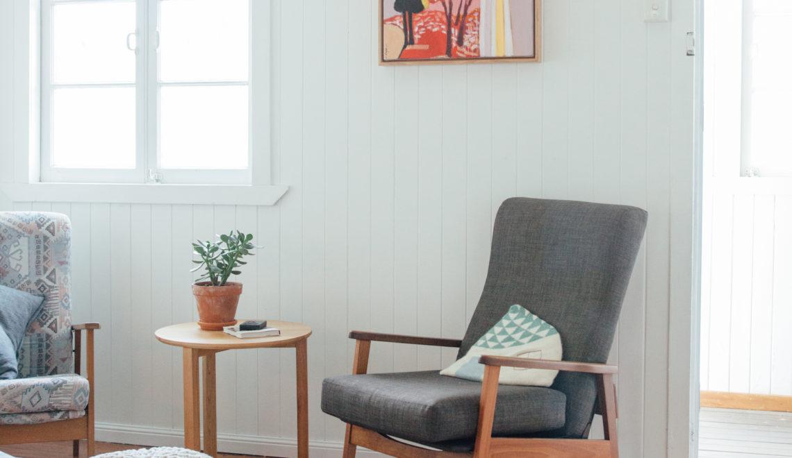 At Home with Ryan and Lauren, Ryan Jones Photography, Lauren Young Art, Artist, Photography, Cottage, Harvest Design House, Interiors, Interior Design, Queensland Cottage,