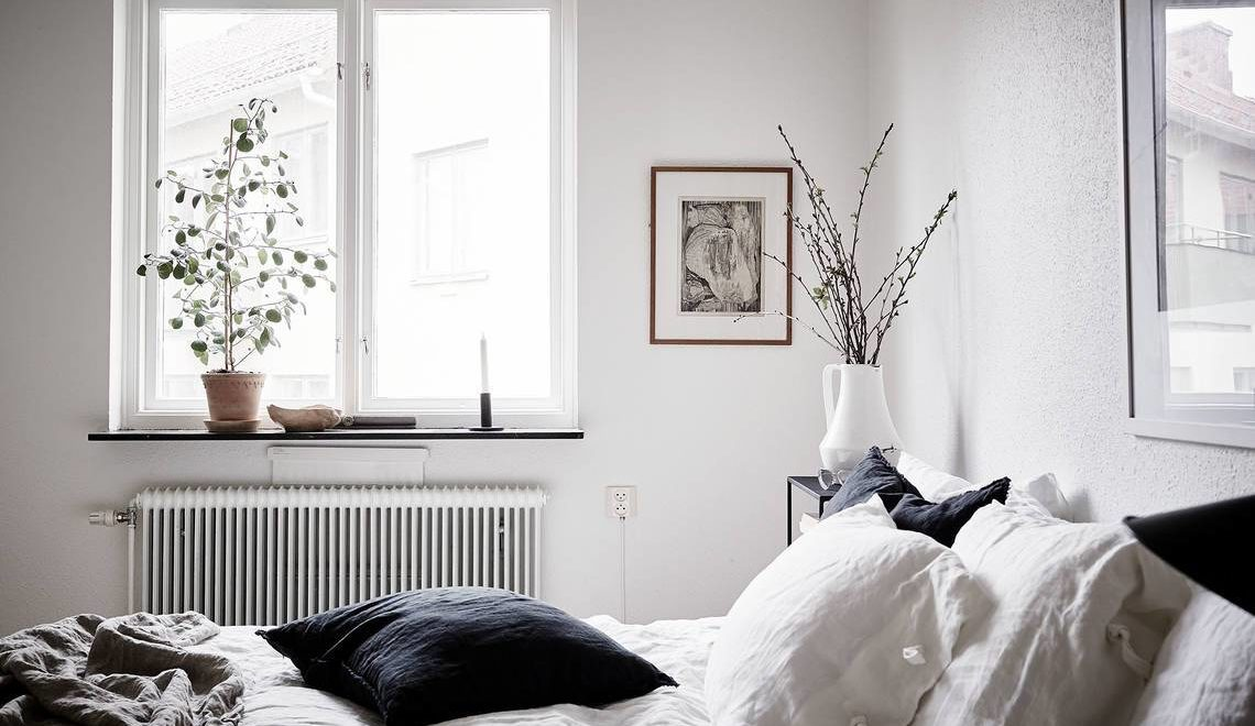 Creating a tranquil bedroom