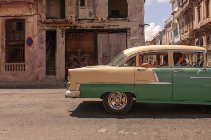 Travel and Design Viva La Cuba