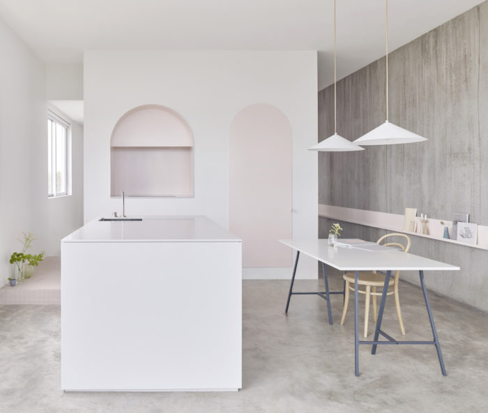 Dulux Colour Awards 2017 winners, design, design blogger, architecture, colour, interior design, home tour, footscray apartment, boardgrove architects
