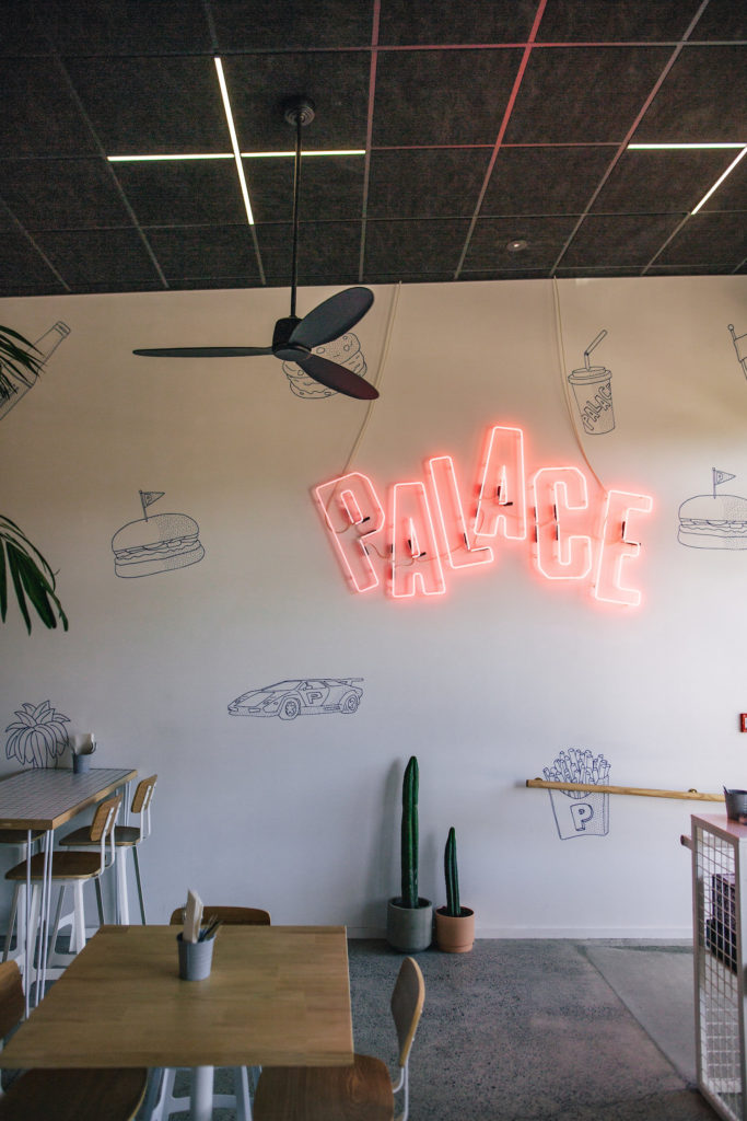 Palace Burger